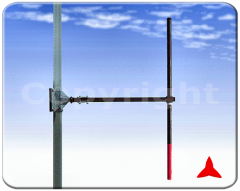 Protel ARD023KW antenna FM dipolo 87.5 88 108 MHz